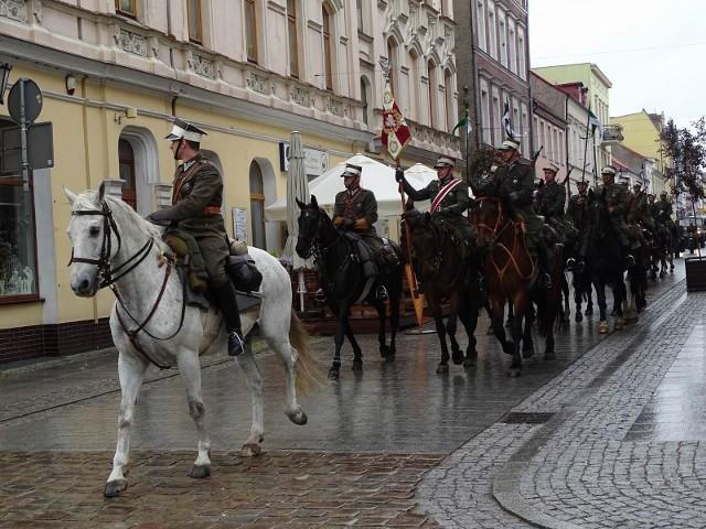 Świeto 8 Pułku Strzelców Konnych w Chełmnie