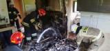 Tragedia w podsądekiej wsi. 87-letnia kobieta zginęła w pożarze domu