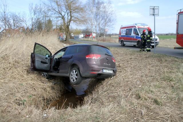 Wypadek na Grabowej we Wrocławiu
