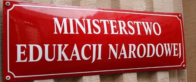 """W sprawie """"zer"""" w szkole wypowiedziało się Ministerstwo Edukacji Narodowej"""