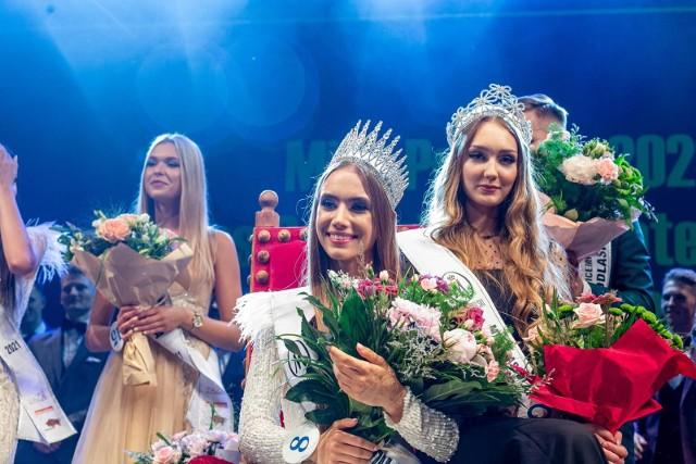 Weronika Przestrzelska została Miss Podlasia 2021. Teraz powalczy o tytuł Miss Polski 2021