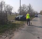 Tragiczny wypadek w Międzyrzeczu. Kompletnie pijany kierowca opla zabił motorowerzystę