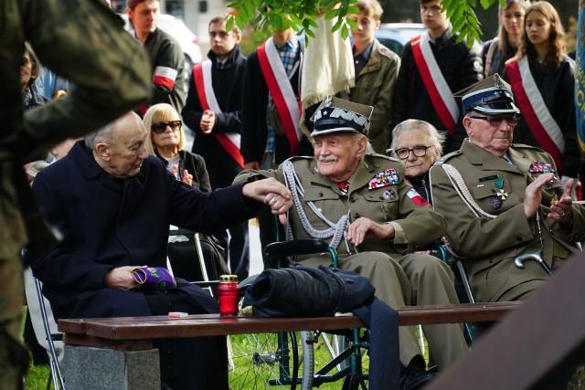 W Poznaniu uczczono 82. rocznicę powstania Polskiego Państwa Podziemnego.Przejdź do kolejnego zdjęcia --->