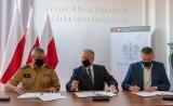 Pomorscy piłkarze będą się uczyć pierwszej pomocy. To projekt Urzędu Wojewódzkiego, Pomorskiego Związku Piłki Nożnej i straży pożarnej