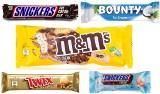 Twix, Snickers, Bounty, M&M. Producent wstrzymał produkcję, słodycze są wycofywane ze sklepów. Powodem szkodliwa substancja