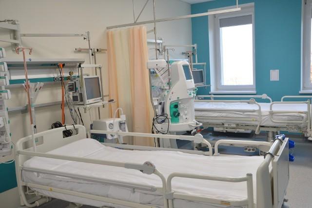 Nowoczesny Oddział Anestezjologii i Intensywnej Terapii należy do najbardziej deficytowych. Bardzo duża jest też skala nadwykonań