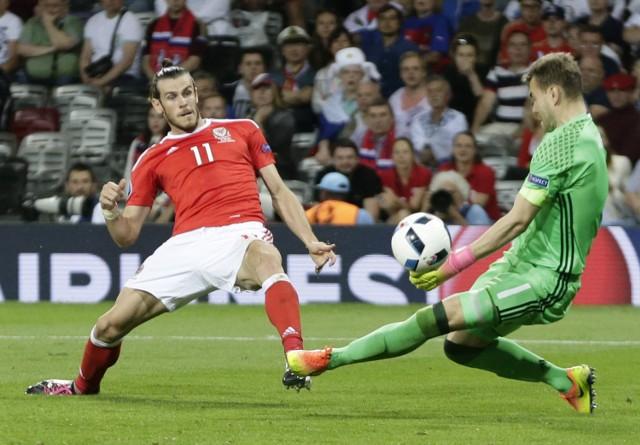 Gareth Bale jest na razie współliderem klasyfikacji strzelców