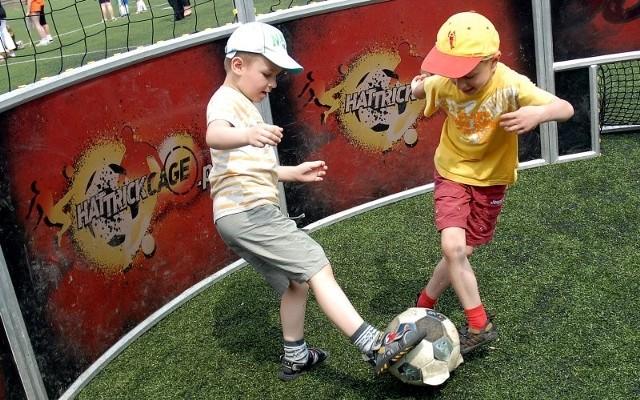 Właśnie na wakacje większość chłopców zaplanowała intensywne szkolenie piłkarskie.
