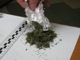 Nowe Miasto nad Pilicą. Policjanci zatrzymali dwóch mężczyzn za posiadanie narkotyków. Grozi im do 3 lat więzienia