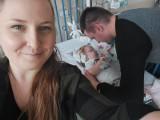 Hania Łączkowska, która choruje na śmiercionośny zanik mięśni, dostała lek. On uratuje jej życie
