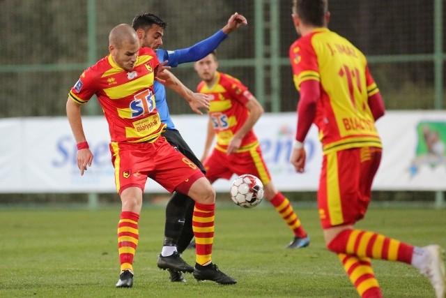 Jagiellonia Białystok przegrała w ostatnim sparingu z austriackim Wolfsbergerem 2:3