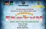W niedzielę w Busku-Zdroju odbędzie się  Festyn profilaktyczno - prozdrowotny. Będzie dużo atrakcji