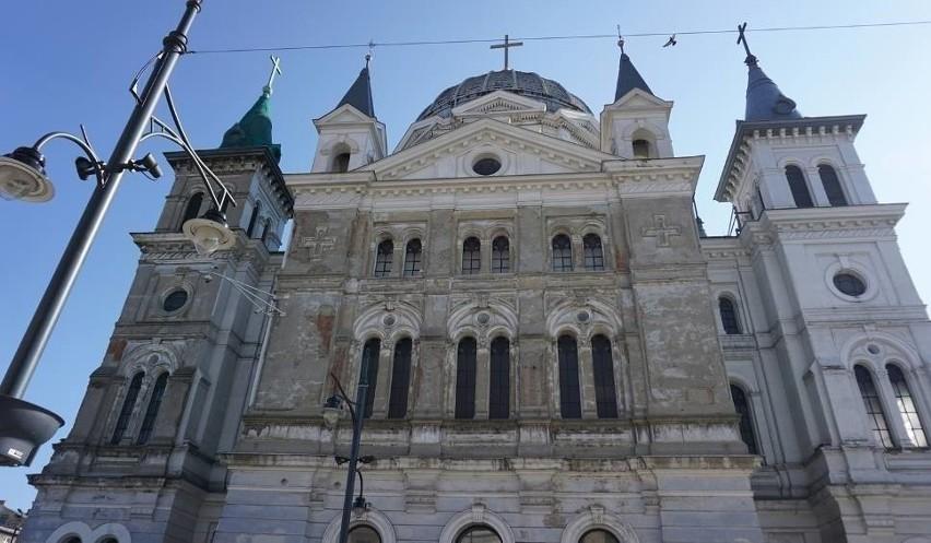 Na liście znajduje się kościół pw. Zesłania Ducha Świętego przy pl. Wolności