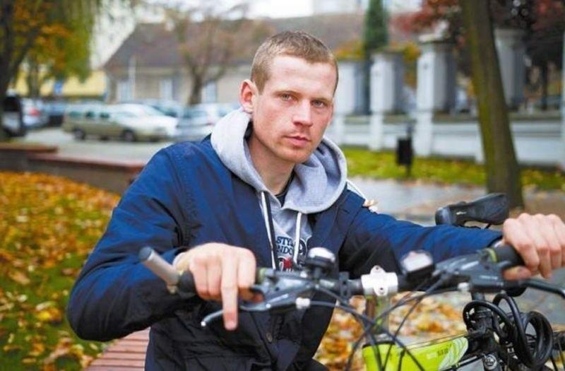 Krzysztof Suchowierski został wyróżniony Kolosem za dokonania roku 2014 za zimową rowerową wyprawę przez Jakucję.