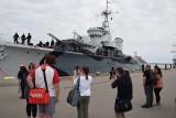 """Gdynia: ORP """"Błyskawica"""" znów otwarty dla zwiedzających! Okręt jest po modernizacji i w nowych barwach"""