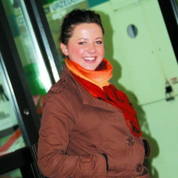 - Liczę na staż, choć mam ambicję na rozkręcenie własnego biznesu - mówi Edyta Zielińska, łomżynianka, która wróciła z pracy z Włoch