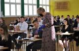 Matura 2021 z matematyki w Tarnobrzegu. Tak przebiegał egzamin w Zespole Szkół numer 2 w Tarnobrzegu (ZDJĘCIA)