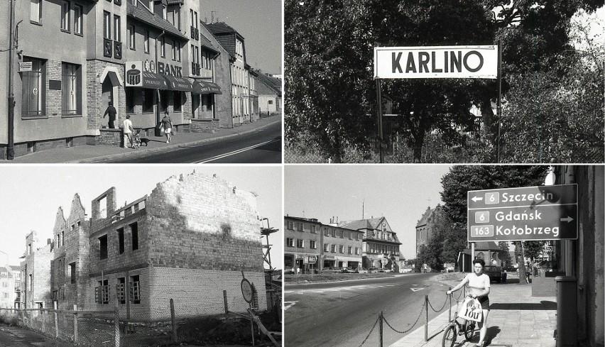 Karlino w latach 90-tych. Zobacz archiwalne zdjęcia