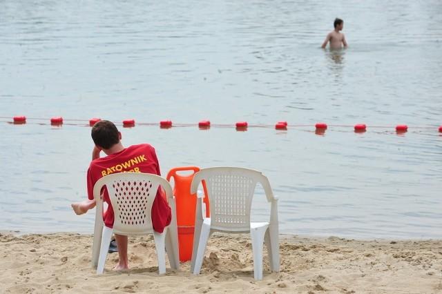 MOSiR bada wodę przed sezonem i w połowie wakacji. Urzędnicy uważają, że to optymalne rozwiązanie.