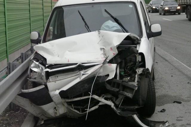 Śmiertelny wypadek na S8 pod Rawą Mazowiecką