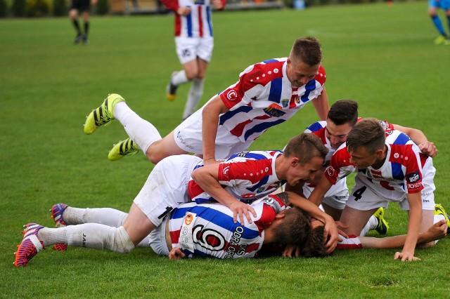 Juniorzy opolskiego klubu mieli wielkie powody do radości.