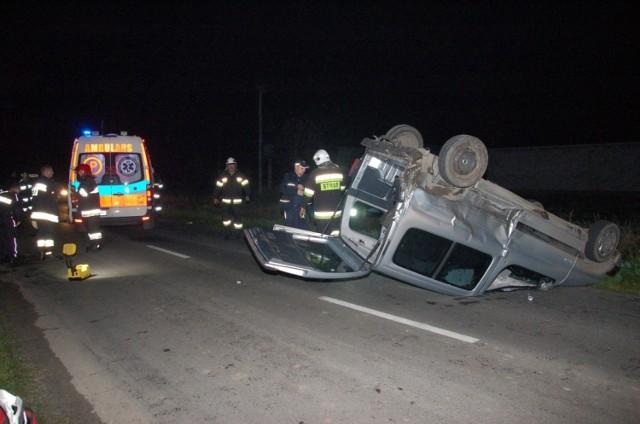 Wypadek pod Zbąszyniem: W Perzynach zginęła 32-latka