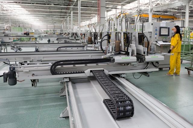 Ponad 73 procent produkcji firmy Drutex trafia do zagranicznych odbiorców.