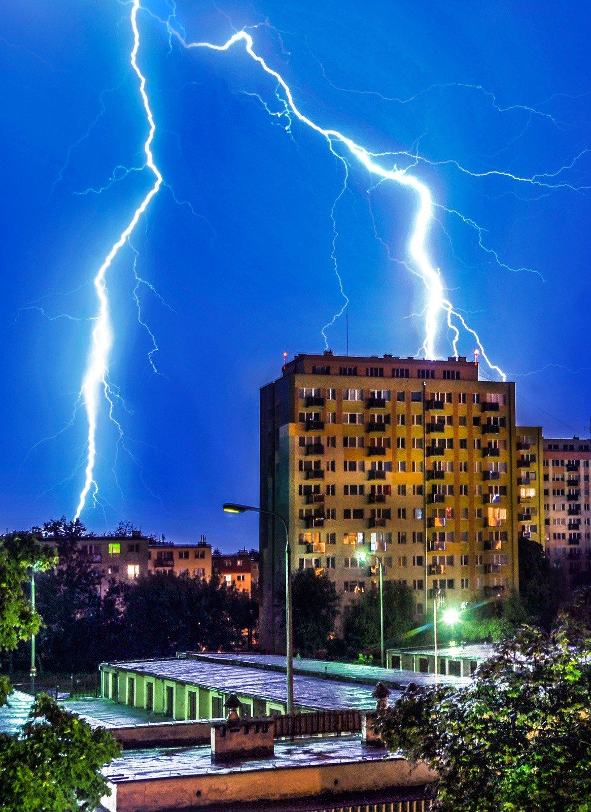 Gdzie jest burza? Mapa burzowa online [RADAR LIVE, BURZA ...