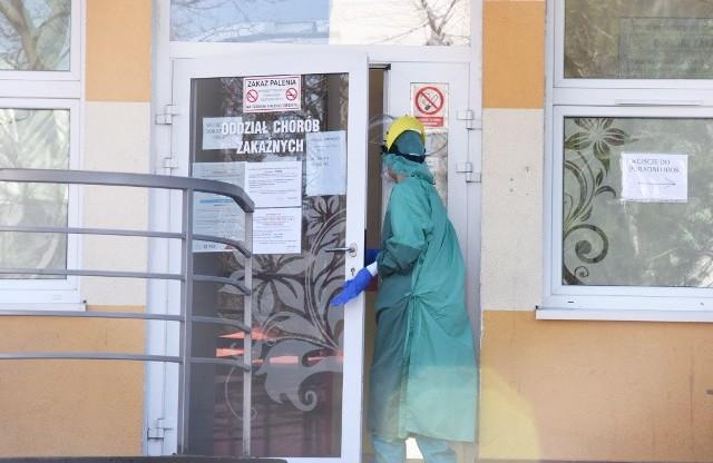 Koronawirus w Lubuskiem. Mamy sześć nowych zachorowań