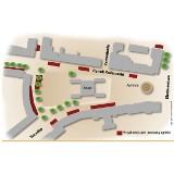 Kawa w dyliżansie?Zobacz gdzie będą ogródki i sprawdź, jak będzie wyglądać deptak w Białymstoku!