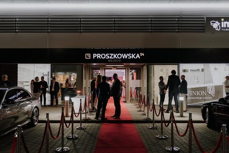 Galeria Wnętrz Prószkowska 54 to nowy obiekt w Opolu.