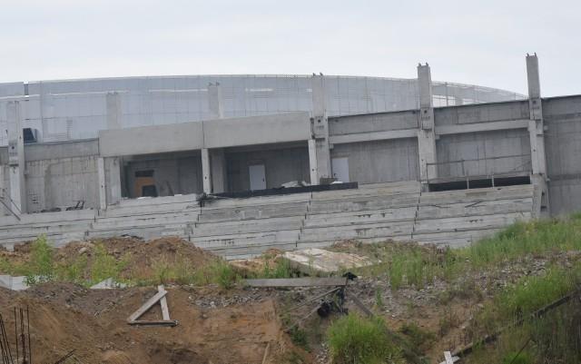 Trybuna południowa na stadionie Radomiaka przy ulicy Struga zostanie rozebrana.