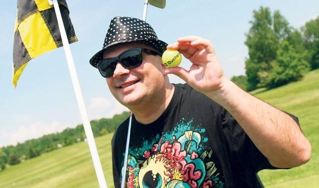 Celebryci uwielbiają golf. Czy na rybnickich hałdach zobaczymy Krzysztofa Skibę? Kto wie
