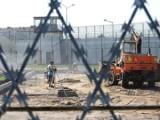 W Zakładzie Karnym w Łowiczu powstaje brama dla ciężkiego sprzętu [ZDJĘCIA]