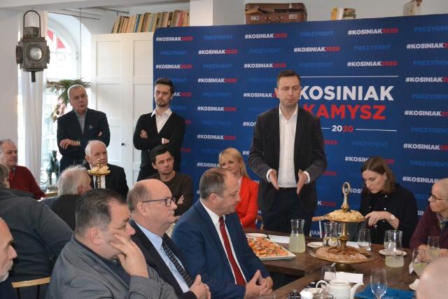 Władysław Kosiniak-Kamysz spotkał się z przedsiębiorcami w Katowicach. To oni mają być podstawą gospodarki. Ważny ma być też Śląsk