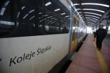 Opóźnienia pociągów Katowice - Tychy. Pęknięta szyna kolejowa spowodowała utrudnienia w ruchu
