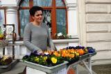 Bytowska kwiaciarka: chcę dać trochę radości w te trudne dni