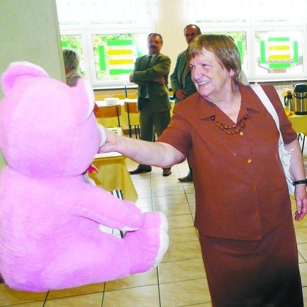 Podczas warsztatów zbierano także zabawki, które przekazano dla Szpitala Ogólnego w Grajewie