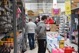 Ruch w sklepach Bricomarche i Mrówka w Kielcach. Zaczęły się remonty [ZDJĘCIA]