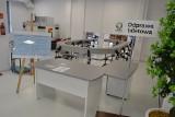 W Sosnowcu powstał terminal lotniczy. Uczniowie CKZiU korzystają z nowoczesnych pracowni. Ćwiczą m.in. obsługę pasażerów na lotnisku