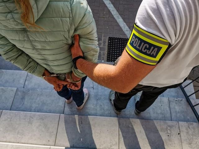 Podejrzanej grozi kara do 10 lat pozbawienia wolności
