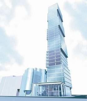 Tymczasem prezydent Ryszard Zembaczyński odrzucił wniosek inwestora, który chciał wpisania Sky Tower .
