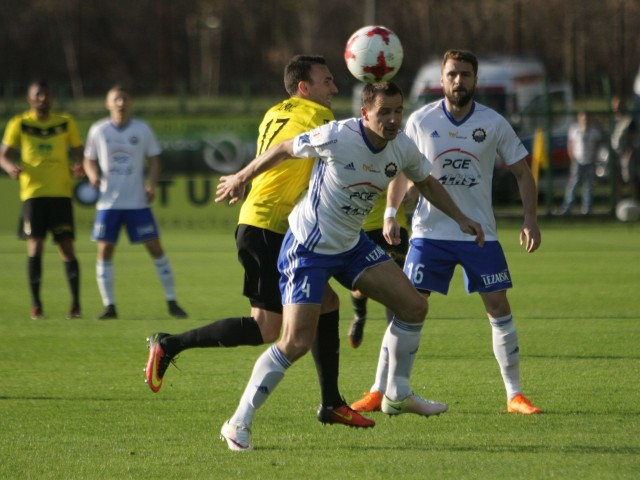 Stal Mielec pokonał GKS Katowice na jego boisku