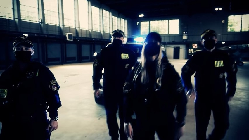 Krakowska Straż Miejska także wzięła udział w #Hot16challenge2