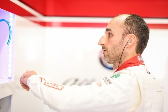 Kubica przed Williamsami w pierwszym treningu Grand Prix Włoch. Najszybszy był Hamilton