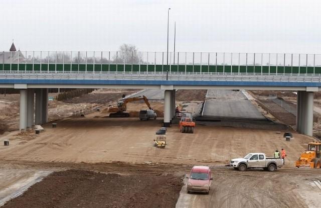 Jakie nowe drogi, ronda i obwodnice zbudujemy na PodkarpaciuNa budowie A4.