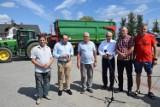 Polski Ład dla rolnictwa. Poseł Kazimierz Smoliński w Barłożnie