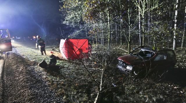 Po uderzeniu polo odbiło się od kii i wypadło z drogi. Samochód przeleciał kilka metrów w powietrzu i zarył w ziemię.