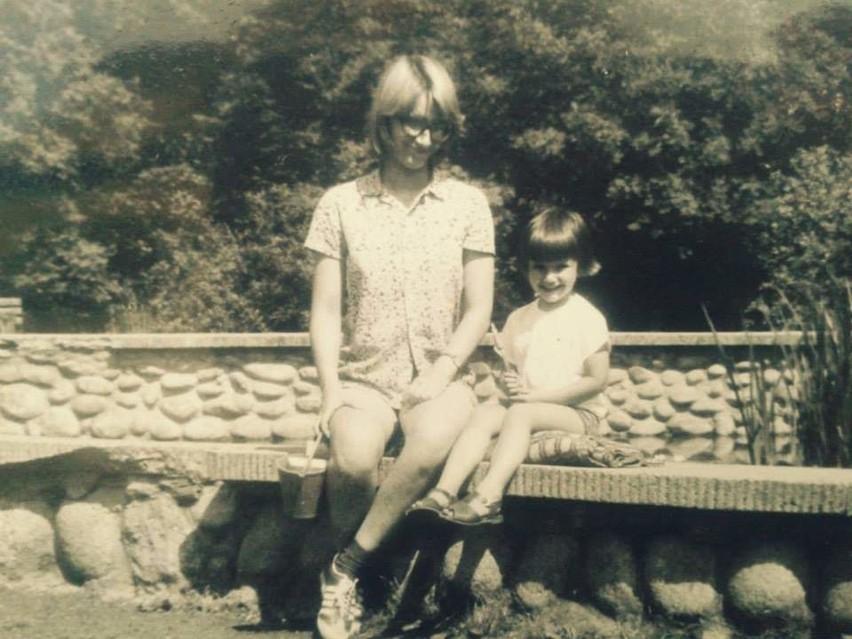 Klara Gęsicka: Kiedy byłam mała, moja mama miała długie...