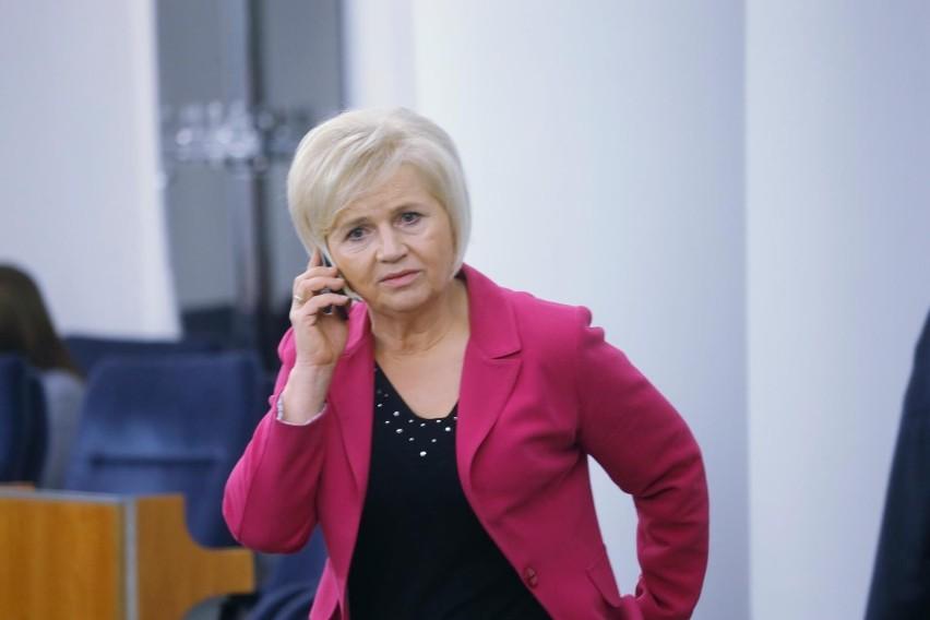 Lidia Staroń, kandydatka na RPO, odwołała spotkanie z kołem Polska 2050